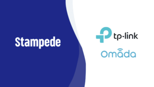 Stampede now integrates with TP-Link and their Omada controller