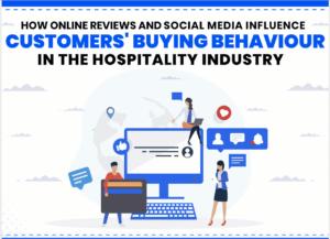 Infographic Buying Behaviour Social Media