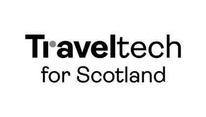 TravelTech for Scotland logo