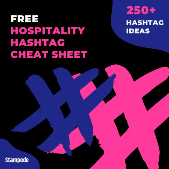 Hashtag Cheat Sheet Square