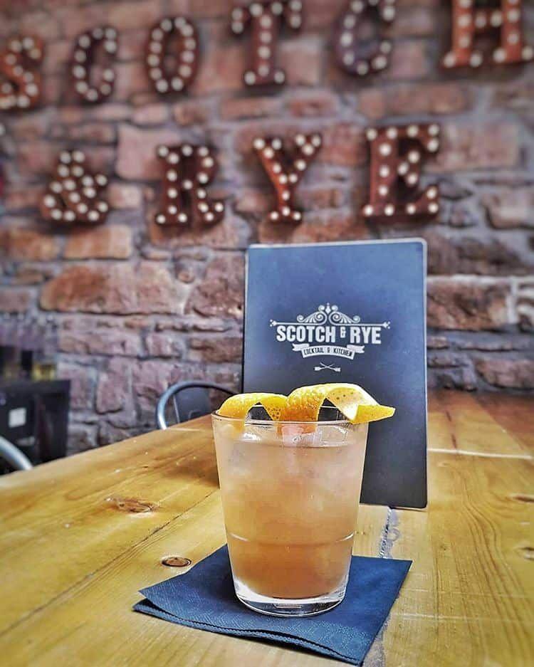 Scotch and Rye