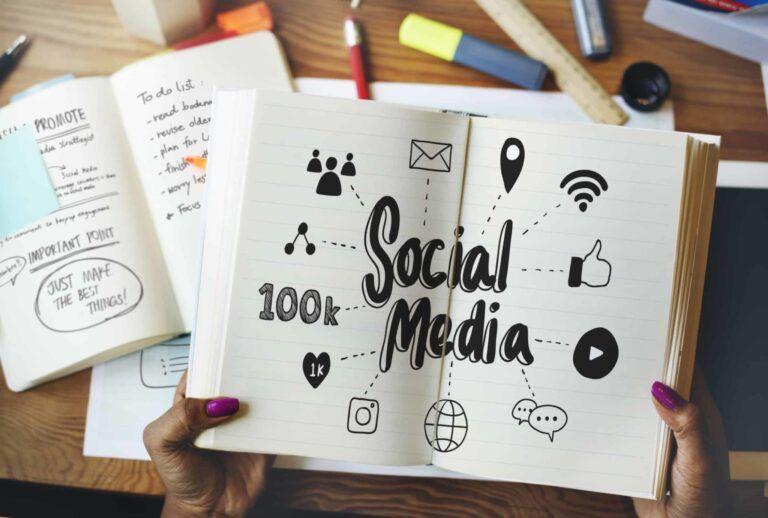 company culture social media